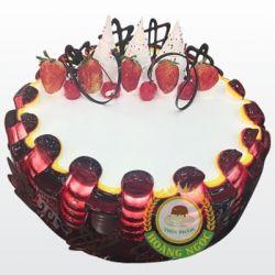 Mẫu Bánh Kem Sinh Nhật BK04